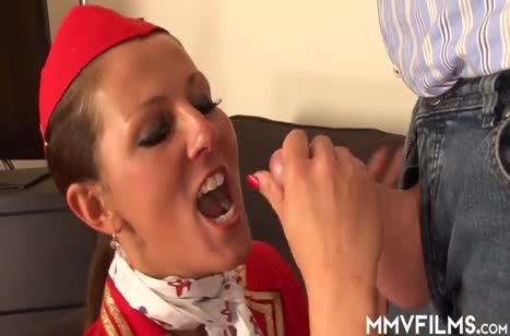 Сочная женушка Валентина Росс одела секс наряд для мужа №2